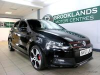 Volkswagen Polo 1.4 TSI GTI DSG Auto [MONZA ALLOYS, LOW MILES and DAB RADIO]