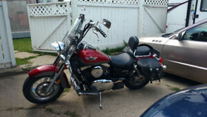 Awesome cruiser for sale. 03 1500 Classic Vulcan