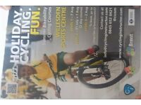Summer Holiday Cycling Courses