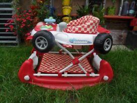 MyChild Car 2 In 1 Baby Walker