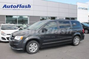 2012 Dodge Grand Caravan SE*1/2-Stow'nGo*Extra clean!