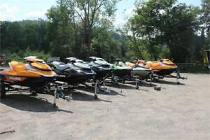 REMAINING SEA DOO SALE