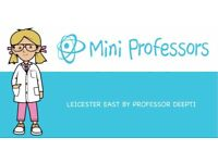 Mini Professors Leicester East: Beaumont Leys