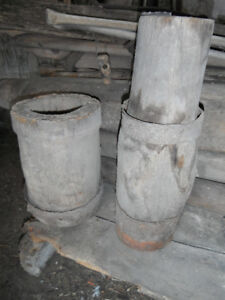 Antique Wter Pipe System