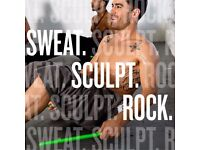 Join POUND the rock out workout for all abilities