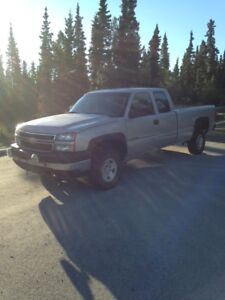 2007 Chevrolet 2500 HD ls 4x4