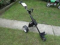 Mocad electric golf trolley