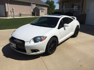 2009 Mitsubishi Eclipse GT-P Coupe (2 door)