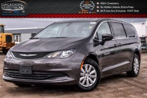 2017 Chrysler Pacifica New LX|DVD|Backup Cam|Safetytec Group|Blu