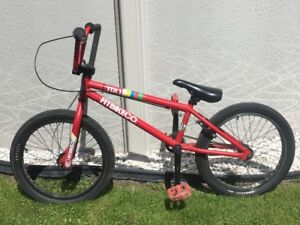 2009 Red TRL 1 FITBIKE CO