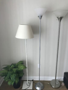 3 LAMPS GREAT CONDITION - WITH LIGHTBULB