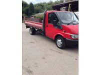 Transit Pick up Tail Lift,
