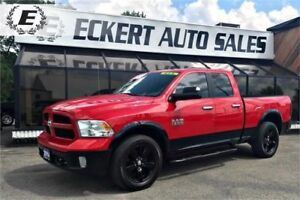 2014 Ram 1500 Outdoorsman 4x4 WITH PENTASTAR ENGINE