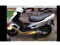 Peugeot street fight 100cc