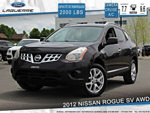 2012 Nissan Rogue SV**AWD*CAMERA*CRUISE *A/C**