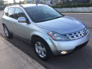 2004 Nissan Murano SL AWD SUV Excellent Condition $5600 OBO!