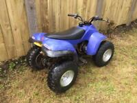 E-ton 90cc quad