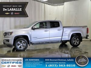 2015 Chevrolet Colorado 4WD Z71 Like New..!