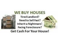 Buy any properties for Cash!
