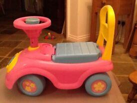 Children's outdoor toy
