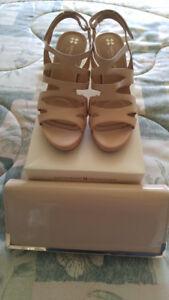 Chaussures et sac assorti