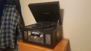 Crosley multi-function record player