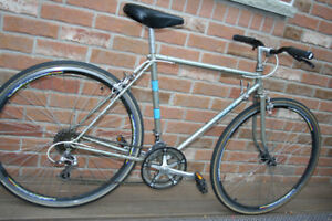 Beautiful Nishiki International Vintage Road Bike. Fresh Rebuild