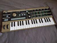 Micro Korg Synthesizer/Vocoder