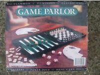 Games compendium.