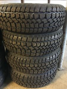 New 215/65R16 winter tires