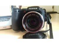 Fujifilm finepix S5800 Digital Camera with original Fujifilm Strap- Good Condition £80