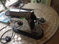 NESPRESSO CITIZ COFFEE MACHINE CHROME COLOR