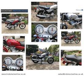 2013 and 2014 Yamaha ybr125 customs very low miles finance available etc
