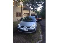 2005 RENAULT MEGANE SCENIC, 16v, 5 DOOR, 1.4, DRIVES GREAT