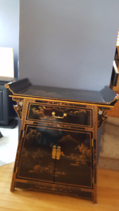 Meuble armoire chinoise style antique