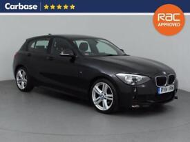 2014 BMW 1 SERIES 120d M Sport 5dr
