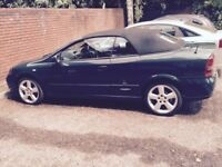 Lovley Excellant condtion astra convertable turbo BARGAIN