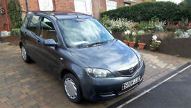 MAZDA 2 2006 1.4 12months MOT TEST 95,357miles VGC lots of service history
