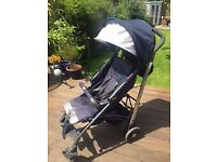 Chicco liteway pushchair in limited edn colour £45 ono