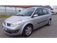 2007 MODEL {56 REG} 7 SEATER RENAULT GRAND SCENIC AUTOMATIC IN TOP CONDITION. LONG MOT. 1 OWNER