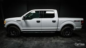 2015 Ford F-150 XLT 4-WHEEL DRIVE! CRUISE CONTROL! POWER DOOR...
