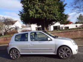 SPRING/SUMMER SALE!! (2005) RENAULT Clio 2.0 182 Cup RenaultSport FREE DELIVERY/MOT 1 YR/TAX/FUEL