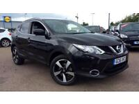 2016 Nissan Qashqai 1.2 DiG-T N-Connecta 5dr Manual Petrol Hatchback