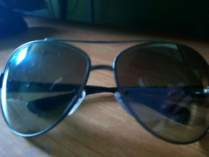 Authentic Ray-Ban Aviator Sunglasses