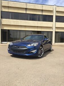 2015 Hyundai Genesis coupe 3.8L v6 FULLY LOADED