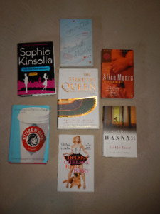 Womens Books all for $2