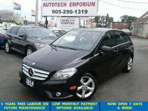 2014 Mercedes-Benz B-Class Sports Tourer Leather/Htd Seats &GPS*