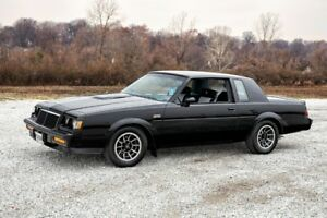 1985 Buick Grand National Coupe (2 door)