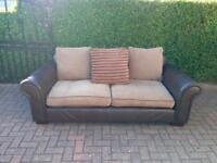 Barker & stonehouse Sofa delivery available