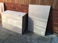 Indian sandstone slabs